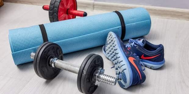 Собянин осмотрел новый спорткомплекс «Чкалов Арена» в СЗАО