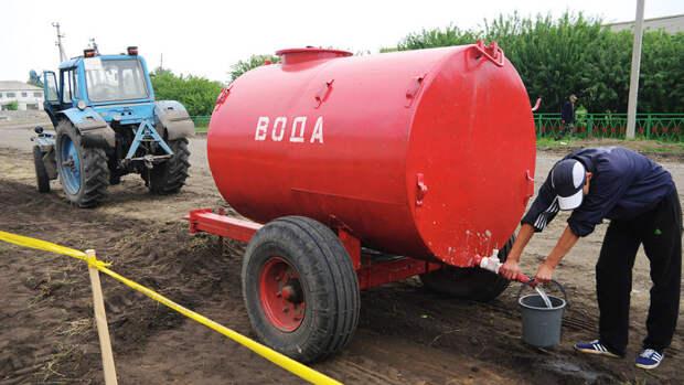 Вода по талонам: в Архангельской области прокуроры проверят нарушения с водоснабжением жителей