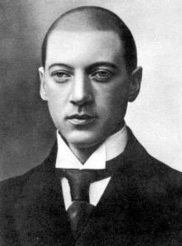 Николай Степанович Гумилев.