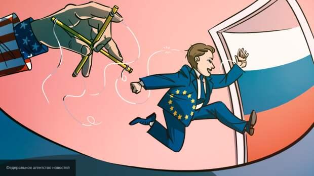 Немецкий депутат Гердт считает, что санкции США из-за «СП-2» прекратят союз Америки и ЕС