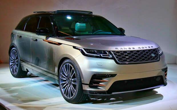 Range Rover Velar: отвал башки!..