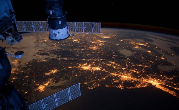 Рукотворные объекты, которые можно увидеть даже из космоса