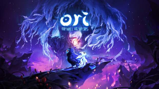Милейший зверёк Ори показался в трейлере Ori and the Will of the Wisps