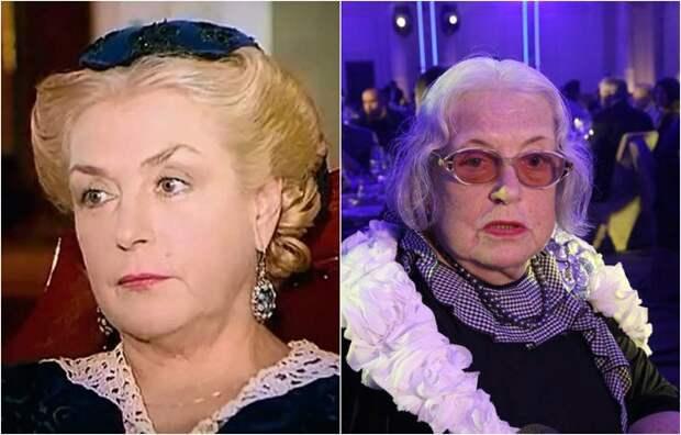 Одна из самых востребованных актрис блестяще сыграла центральную роль интриганки-генеральши Амалии Потаповны фон Шпильце.