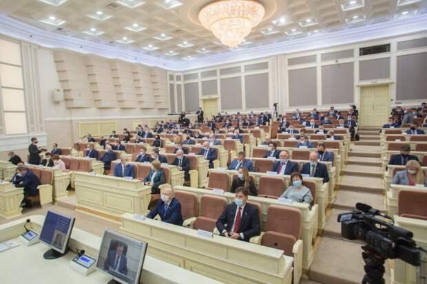 Дополнительные выборы в Госсовет Удмуртии пройдут в конце марта