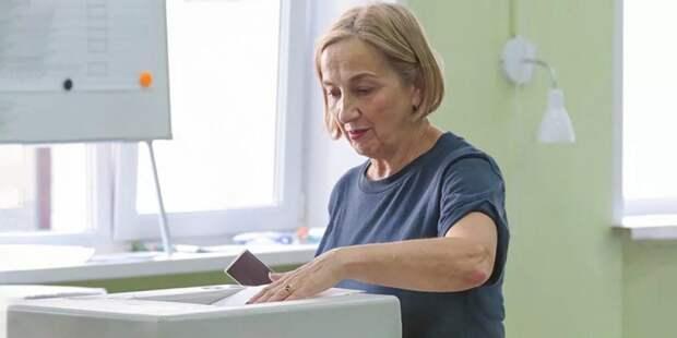 Собянин: Голосование консолидировало общество вокруг Президента Путина. Фото: mos.ru