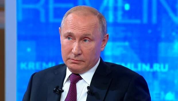 Чем закончилась история с запиской, за которую стыдно Путину
