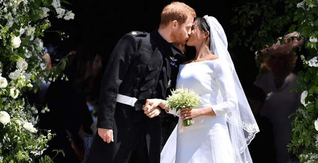 Свадьба принца Гарри и Меган Маркл: как это было