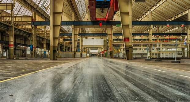 Промпроизводство в Удмуртии за первые два месяца показало спад на 9,5%