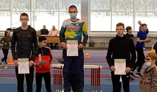 Тагильский легкоатлет Кропинов Дмитрий стал победителем первенства УрФО