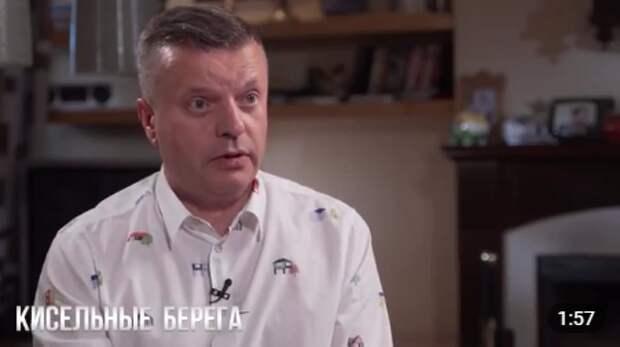 «Не хочу быть таким же»: Парфёнов заявил, что россияне и украинцы не один народ