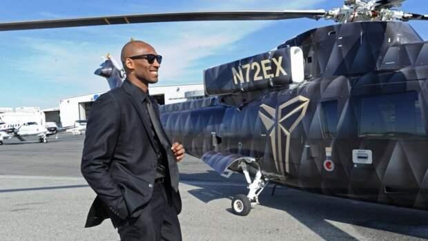 Вертолету, накотором разбился Коби Брайант, было 29 лет: фото