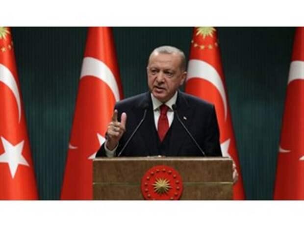Эрдоган — против всех. Турция ставит геополитический эксперимент