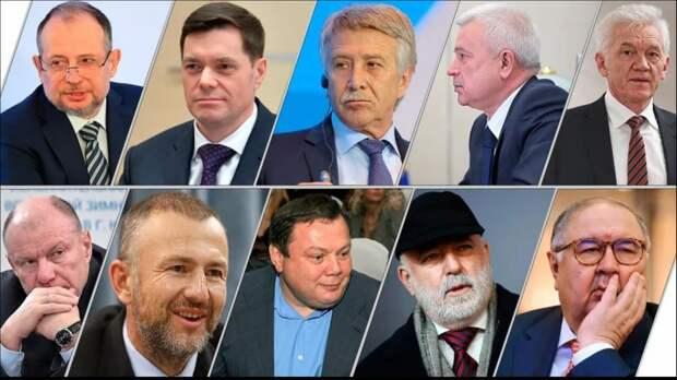 ВладелецCrocus Croup Агаларов рассказал, кто реально входит в список Forbes