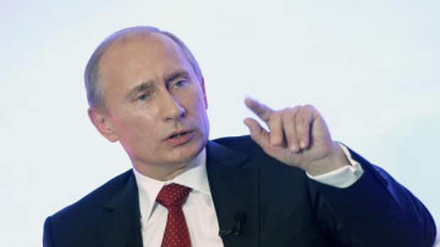 Путин: россиян не удастся расколоть по национальному признаку