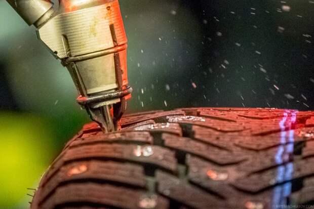 Поддельная покрышка: шиномонтажный обман с колесами