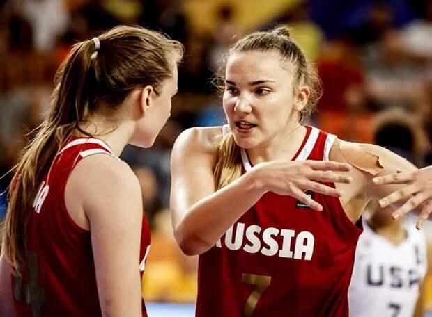 А счастье было так близко! Россиянки в самой концовке уступили путевку в полуфинал. БАСКЕТБОЛ. Евро-2021. Плей-офф