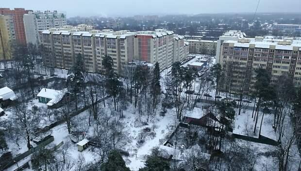 Минувшая ночь в Москве стала самой холодной в текущем сезоне