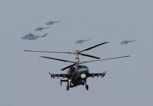 TV3: Россия создает около границы Латвии вертолетную базу