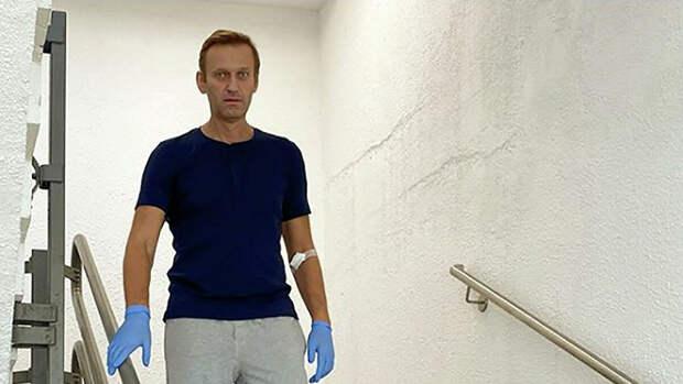Алексей Навальный в клинике Шарите в Берлине - РИА Новости, 1920, 02.10.2020