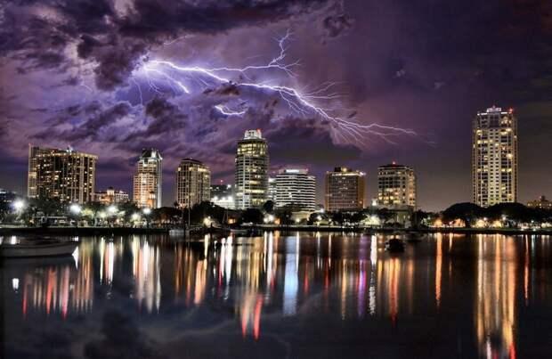 Санкт-Петербург во Флориде, США  география, москва, ссср, факты