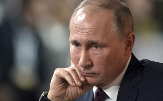 Голем, которого создал Путин, окреп и зажил своей жизнью