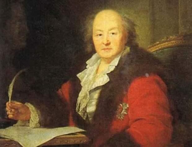 Иван Перфильевич Елагин, масон и скандально известный поэт.