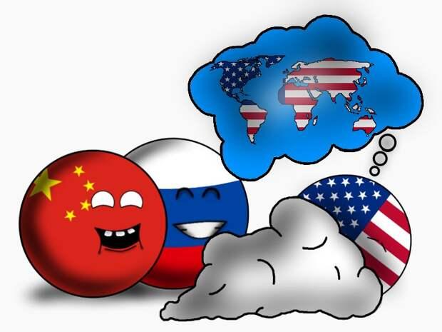 Чироссия против Чиамерики, США отбирают домены и любовь республиканцев к Путину