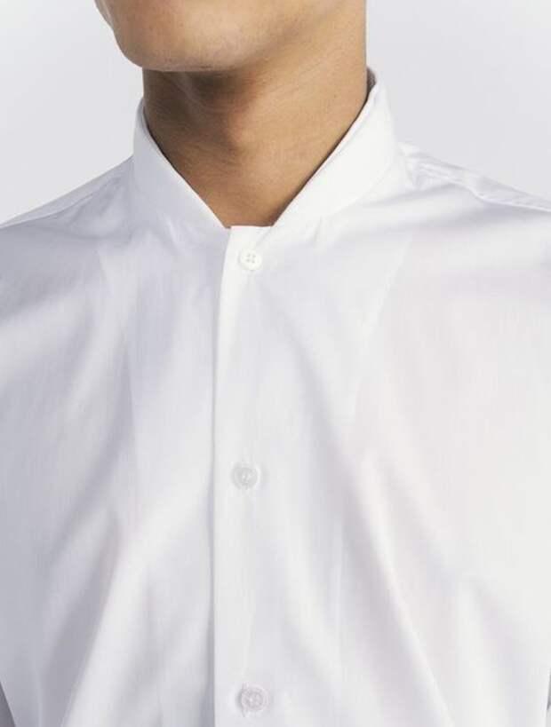 Необычные детали для мужских рубашек