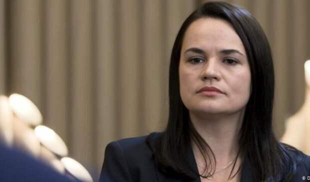 Тихановская пообещала денежную помощь белорусам заподдержку национальной забастовки