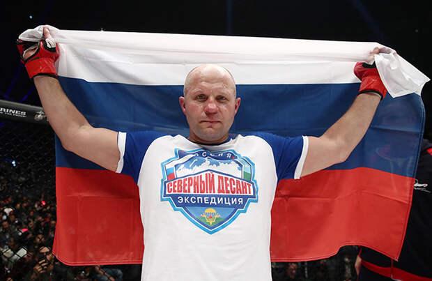 Федор Емельяненко завершит карьеру через два боя