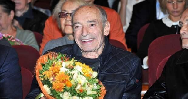 Валентин Гафт отметит 85-летие в кругу семьи