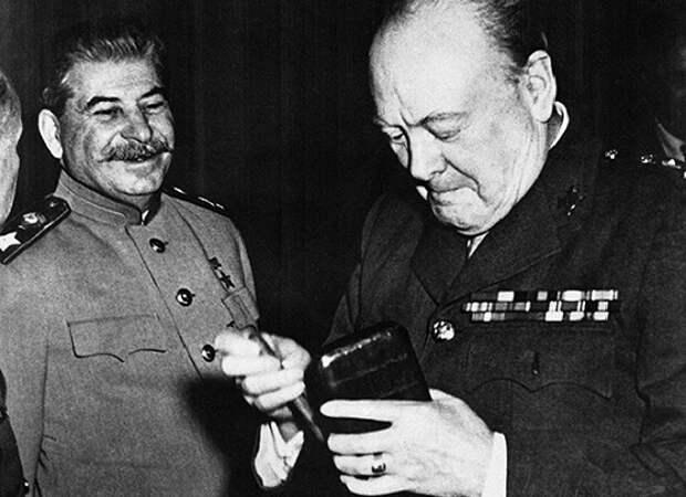 Зачем Сталин подарил послу Великобритании живого «раба»