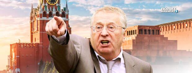 Жириновский хочет «депортировать» прах Сталина в Грузию
