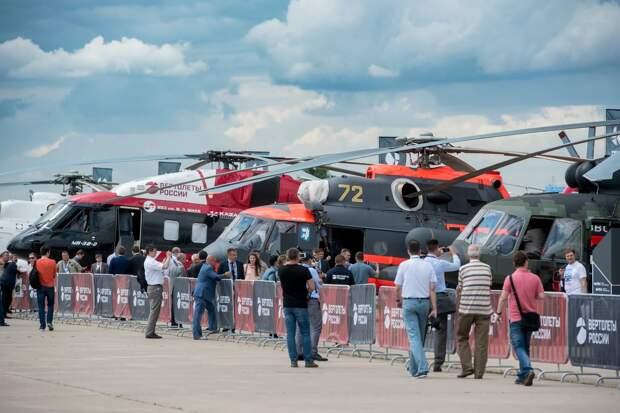 С 27 августа по 1 сентября в Жуковском пройдет Международный авиационно-космический салон