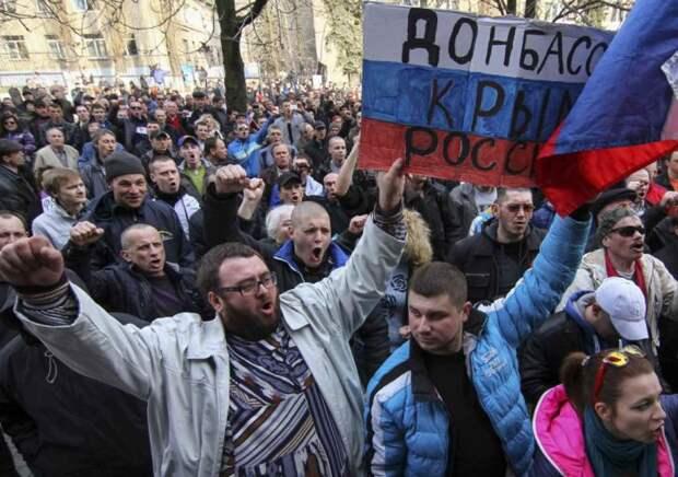 В России заговорили о серьезном политическом решении в отношении республик Донбасса