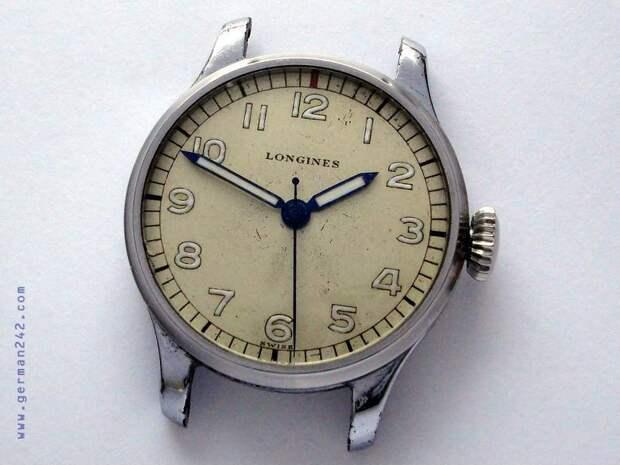 часы со снятой радиацией