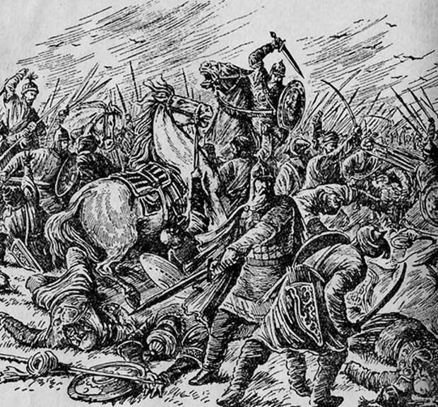 Как Русь победила Степь. О нашем единственном крестовом походе