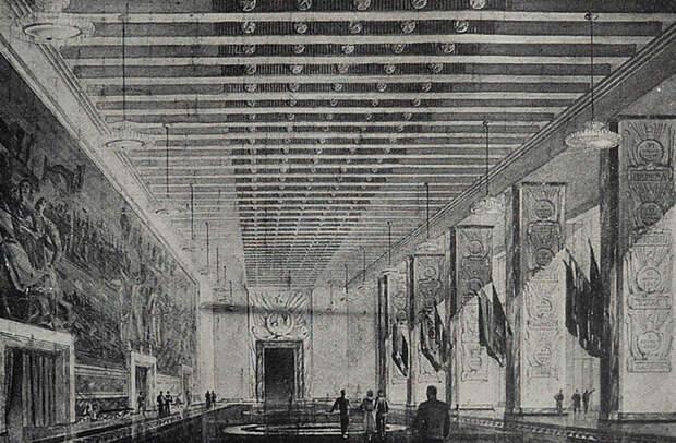 Дворец Советов: главная архитектурная утопия Сталина