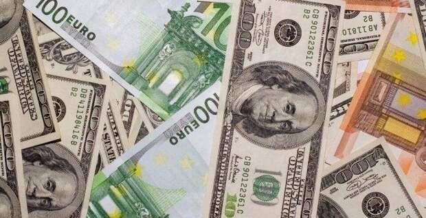 Официальные рыночные курсы инвалют на 22 апреля установил Нацбанк Казахстана
