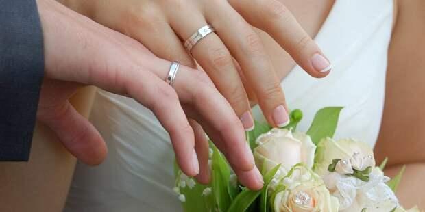 В Дворце бракосочетания на Бутырской начался прием заявок на регистрацию брака 31 декабря