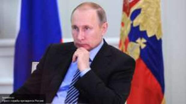 Путин заявил о недопустимости пересмотра общей истории