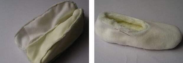 Хотите создать меховые тапочки своими руками - для Вас мастер-класс.