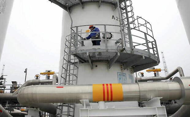 """Украина не может повлиять на контракт Венгрии с """"Газпромом"""""""