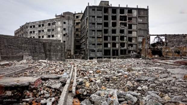 В Сети появилось видео последствий мощного землетрясения в Турции