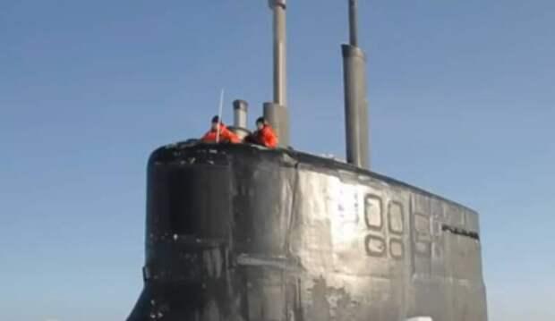 В ВМС США подтвердили данные об инциденте с атомной субмариной «Коннектикут»