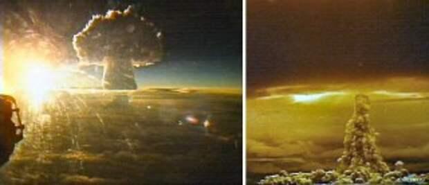 Фото: взрыв царь-бомбы