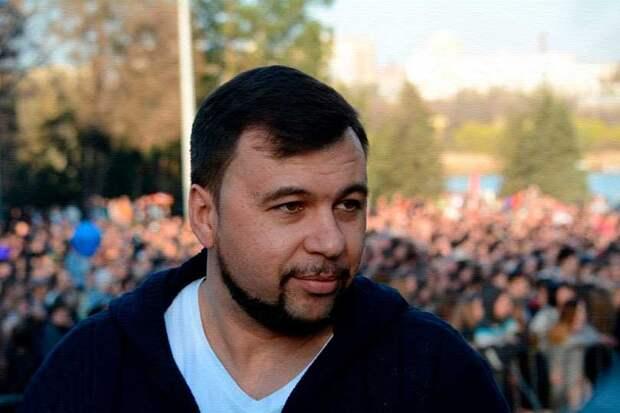 И.о. главы ДНР избран Денис Пушилин и сразу начались обыски в Минфине