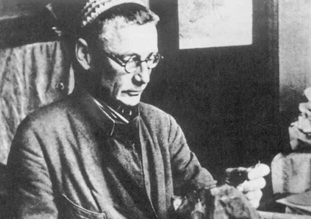 Леонид Кулик: как в концлагере погиб учёный, нашедший Тунгусский метеорит
