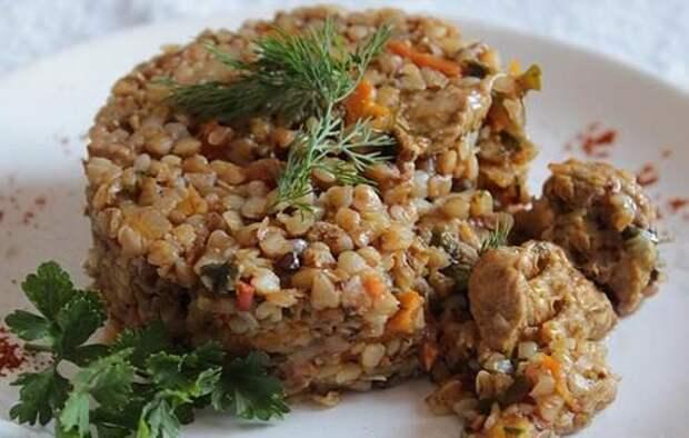 РАЗРЕШЕНО ХУДЕЮЩИМ. Вкуснейшие блюда с гречкой (Ч. 1-я)